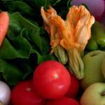 Frutta e verdura di dicembre