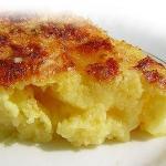 Gateau di patate (bimby)