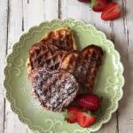 gaufres de lìege, i waffle originali