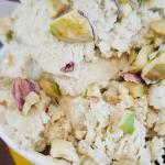 Gelato veloce al pistacchio senza gelatiera