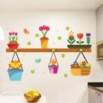 Gli adesivi da muro, un tocco glamour per le nostre case