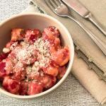 Gnocchi di barbabietola