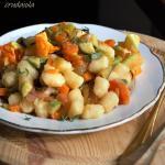 gnocchi di patate alla crudaiola