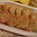 Hamburgher di persico patate e zucchine - Cuisine Companion Moulinex