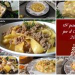 i primi piatti per il pranzo di natale 2017