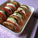 insalata caprese gourmet