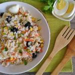 """insalata di riso """"primavera"""""""