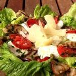insalata parmigiana