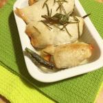 Involtini di pollo con verdure croccanti