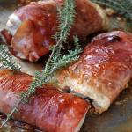 involtini di pollo prosciutto crudo ricotta e salvia