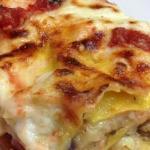 La parmigiana che si crede una lasagna...