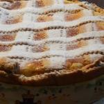 La Pastiera con crema ..ricetta della tradizione
