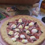 La pizza dolce