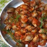Lumachine di mare in porchetta (marchigiana)