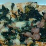 Margherita Salsicce e friarielli