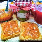 Marmellata di arance e rosmarino