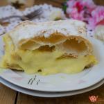 millefoglie alla crema pasticcera – ricetta facile e veloce