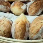 mini batard allo yogurt  bianco con latte