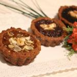 Mini crostatine con pandoro ricetta di riciclo