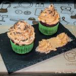 muffin al cioccolato profumati all'arancia
