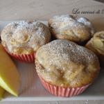 Muffin alle mele e cannella ( ricetta light senza burro)