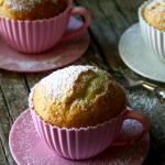 Muffins con ripieno di nutella