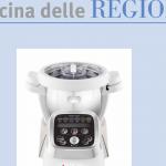 """Nuovo ricettario """"La cucina delle regioni"""""""