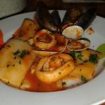 Paccheri al sapore di mare