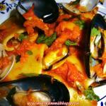 Paccheri di Gragnano con zucca e cozze
