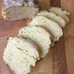 pan brioche al cioccolato bianco e mandorle