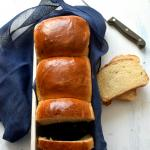 Pan brioche al latte e yogurt