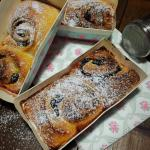 Pan Brioche all'amarena