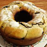 Pan brioche farcito alla nutella, cotto nel versilia