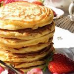 pancake soffici soffici