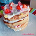 Pancakes farina di avena