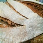 Pane con farina di Miglio e Russello