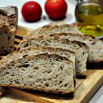 Pane con siero di latte fresco