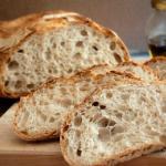 """pane di grano tenero """"abbondanza"""" con pasta di riporto"""