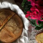 Pane di semola di nunzia