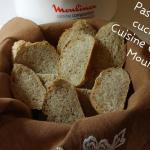 Pane integrale con il Cuisine Companion Moulinex