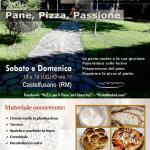 pane, pizza, passione – incontro amatoriale di arte bianca