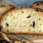 pane profumato di sicilia con farine miste zappalà