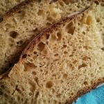 Pane semplice con semola rimacinata