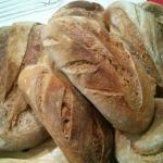Pane semplicissimo con prefermento