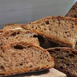 Pane senza impasto con grano tenero tipo 1