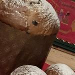 Panettone cacao e gocce di cioccolato di anna