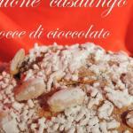 Panettone casalingo con gocce di cioccolato