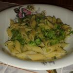 Pasta con broccolo siciliano