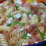 Pasta fredda: culatello e primo sale