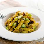 pasta fredda: penne al curry